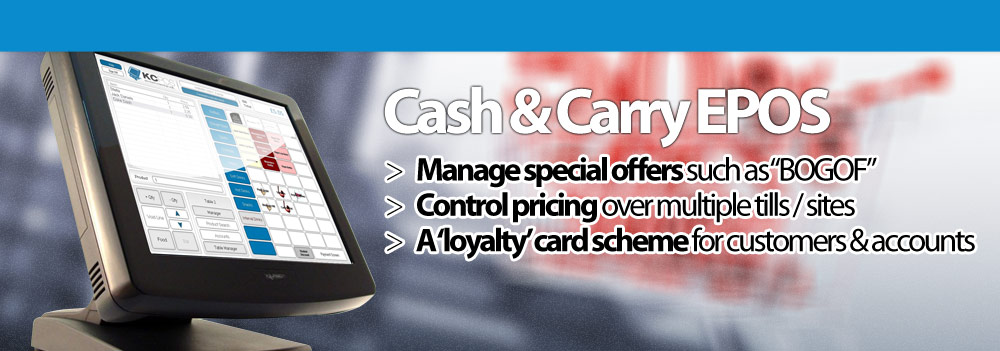 Cash & Carry EPOS